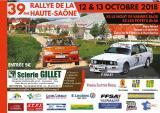 Rallye de Haute Saone 2018