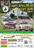 Rallye du 14 Juillet 2018
