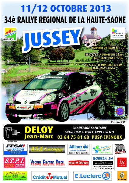 Rallye haute saone 2018