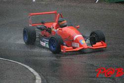 François Meyer, sur Dallara 394